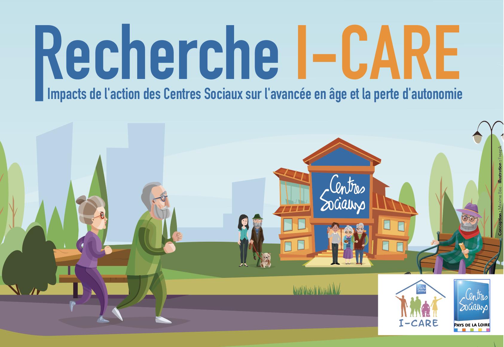 Recherche I-care - Centres Sociaux et vieillissement